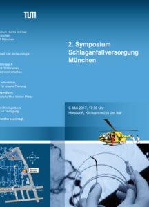 2. Symposium Schlaganfallsversorgung München